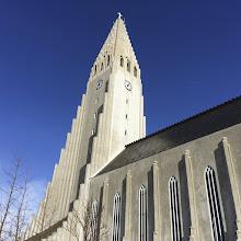 Photo: Hallgrimskirkja Church, Reykjavik