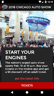 Chicago Auto Show Apps On Google Play - Discount auto show tickets