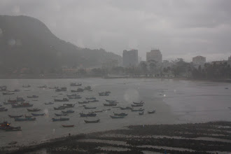 Photo: Year 2 Day 24 -  A Stormy Vung Tau