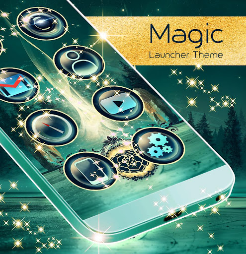 Magic Launcher Theme 1.284.1.129 4
