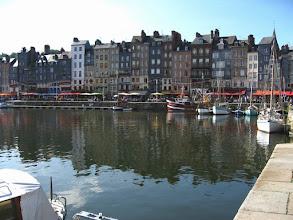 Photo: Le vieux bassin d'Honfleur (2007)