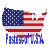 Fastest of USA