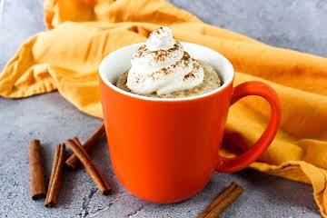 Cinnamon Swirl Snickerdoodle Mug Cake