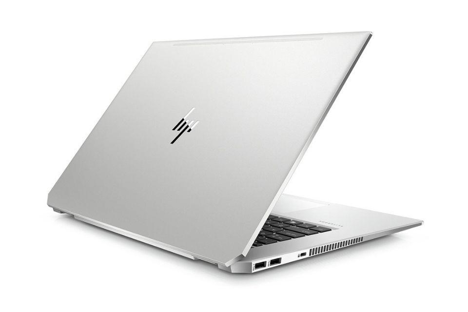 Laptop Elitebook bạc