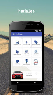 App Hatla2ee - new and used cars for sale APK for Windows Phone