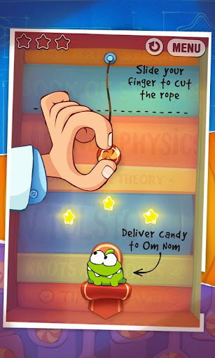 Cut the Rope: Experiments FREE screenshots 5