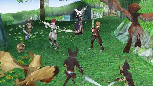 RPG IRUNA Online MMORPG apkmr screenshots 6