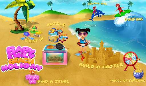 Baby Emily Beach Holiday v1.0.3