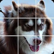 Tile Puzzles - Slide Puzzles Dogs