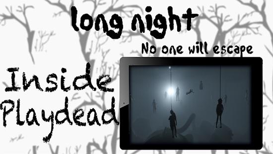 Inside : Long Night Playdead - náhled