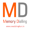 Memory Dialing Wedding Fun