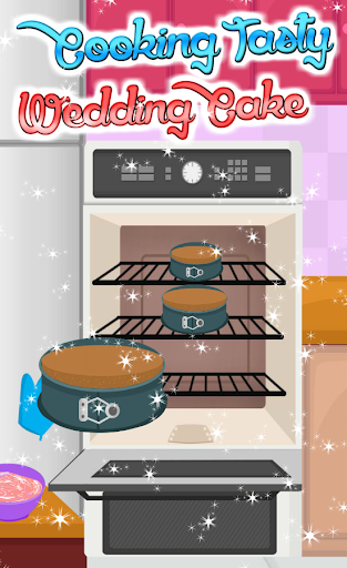Cooking Tasty Wedding Cake 4.1 screenshots 7
