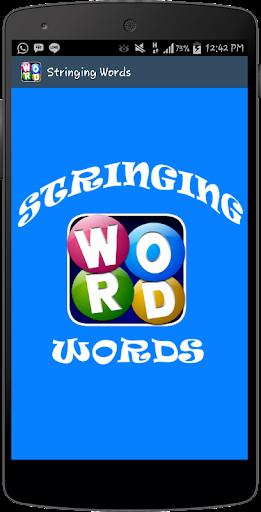 Stringing Words