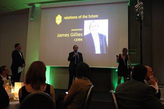 Photo: James Gillies, 2012 C4F award winner