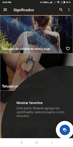 SigTat: Significados de los Tatuajes 1.0.8 Screenshots 4