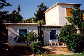 Photo: Protaras. Onze tijdelijke woning in Holiday Village Ayios Elias | Our temporary residence.