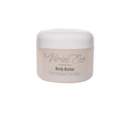 Body butter pure nature - For men (Travel size)