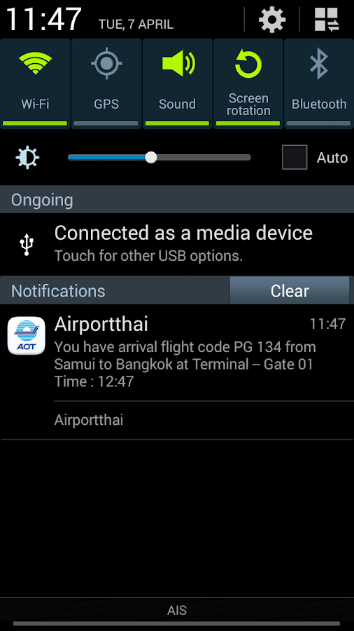 AOT - Airport of Thailand- screenshot