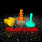 ModelAN3D : 3D design & AR icon