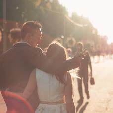 Wedding photographer Andrey Kamashev (andykam). Photo of 01.10.2015