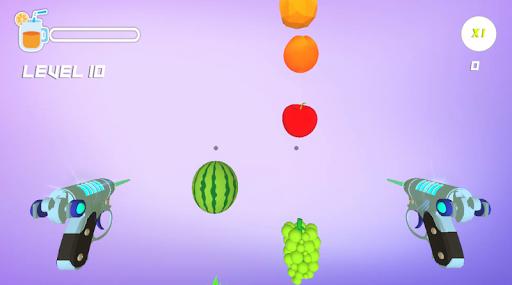 لقطات من Fruits N Guns 1