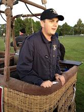 Photo: Duncan, our pilot
