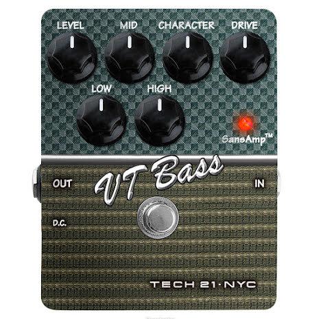 Tech 21  VT Bass Character Series