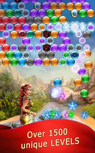 Lost Bubble - Bubble Shooter screenshot 11