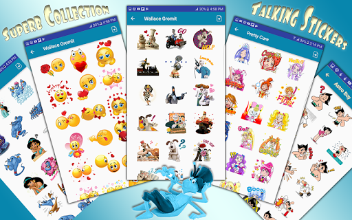 Emoji Stickers For All Messengers 1.3 screenshots 3