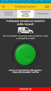 My Renault Česká republika - náhled