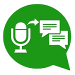 Audio to Text Converter for Whats Chat 1.0