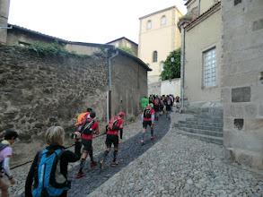 Photo: En route pour le départ, direction la cathédrale