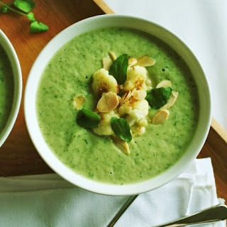 Weight Watchers Watercress & Blue Cheese Soup