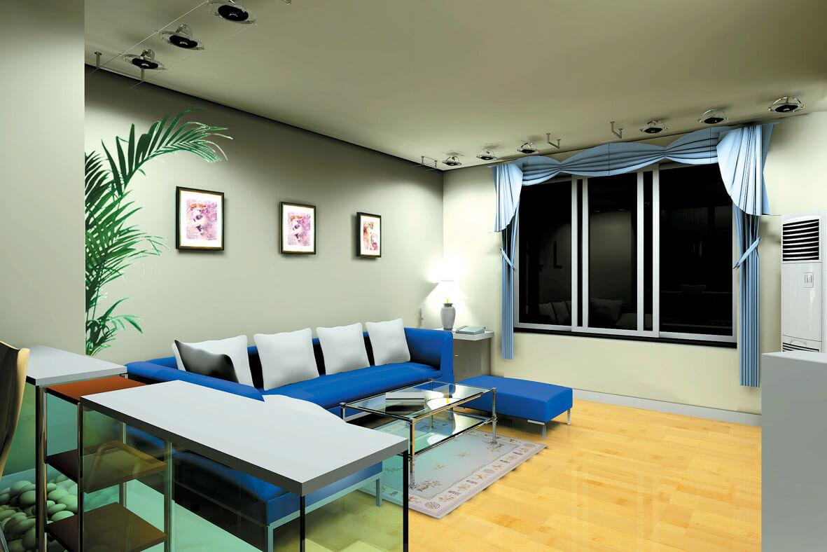 3D Interior Renderings