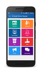 NIMS Sharjah Parent App- screenshot thumbnail