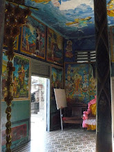 Photo: temple paintings