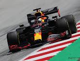 Max Verstappen is snelste rijder in tweede vrije training