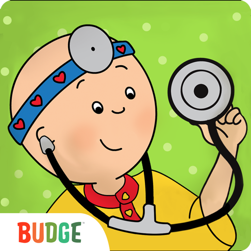 Caillou Check Up - Doctor (game)