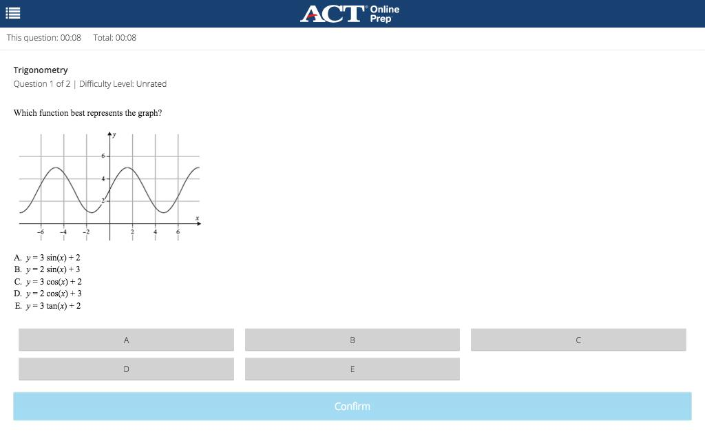 Act Online Prep Android Apps On Google Play