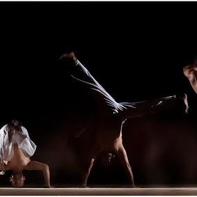 Brazilian Capoeira by Joni Irwanto - Sports & Fitness Other Sports ( brazil, indonesia, sport, capoeira )