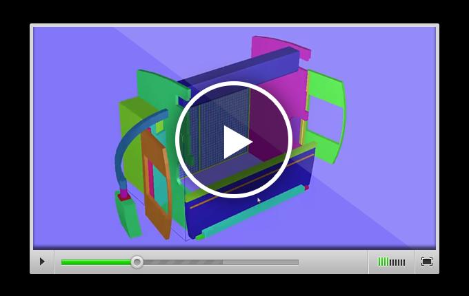 Новые возможности Radbend 2015 - гибка листового металла