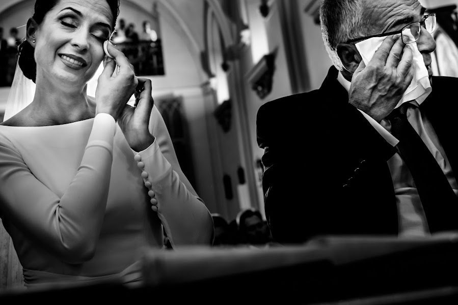 Wedding photographer Olmo Del valle (olmodelvalle). Photo of 08.11.2016