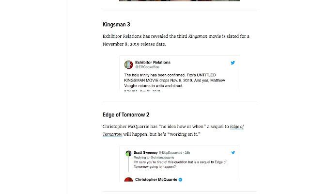 Kinja Twitter embeds