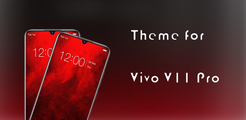 Download Theme for Vivo V11 Pro HD Wallpaper Latest Version