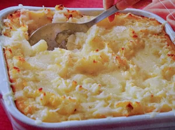 Swiss Cheese Potatoes Recipe