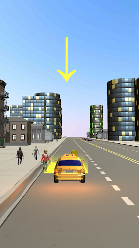 Télécharger Taxi Go - Crazy Driving 3D mod apk screenshots 6