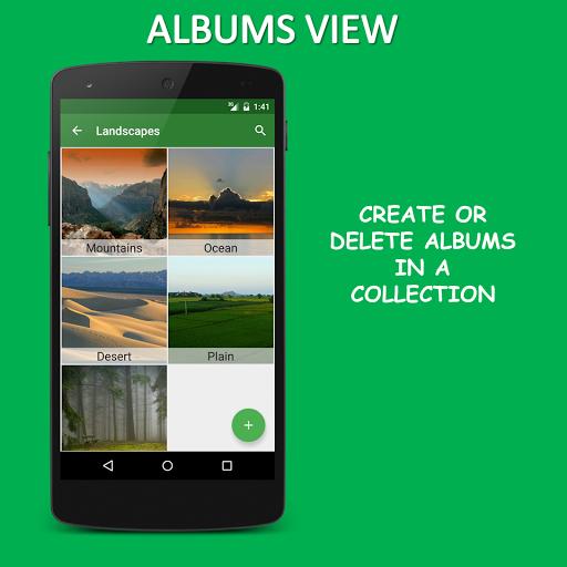 gallery smartphone