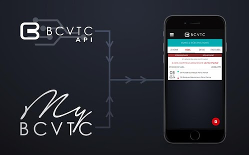 BCVTC : Bons de commande VTC- screenshot thumbnail