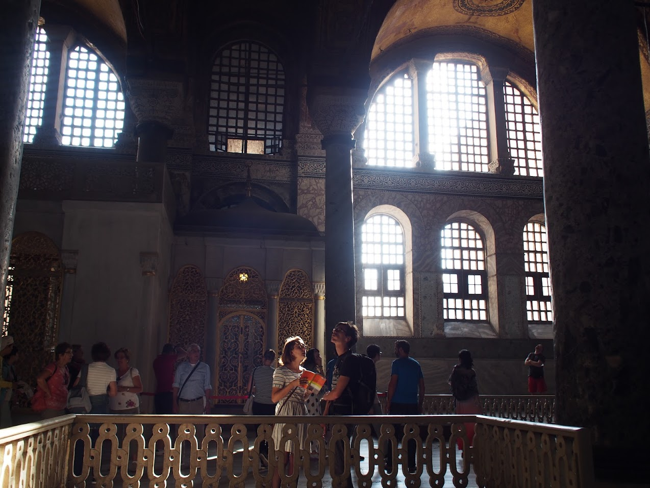 hagia sophia light