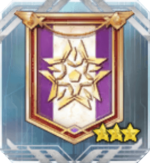 石の鳥の紋章